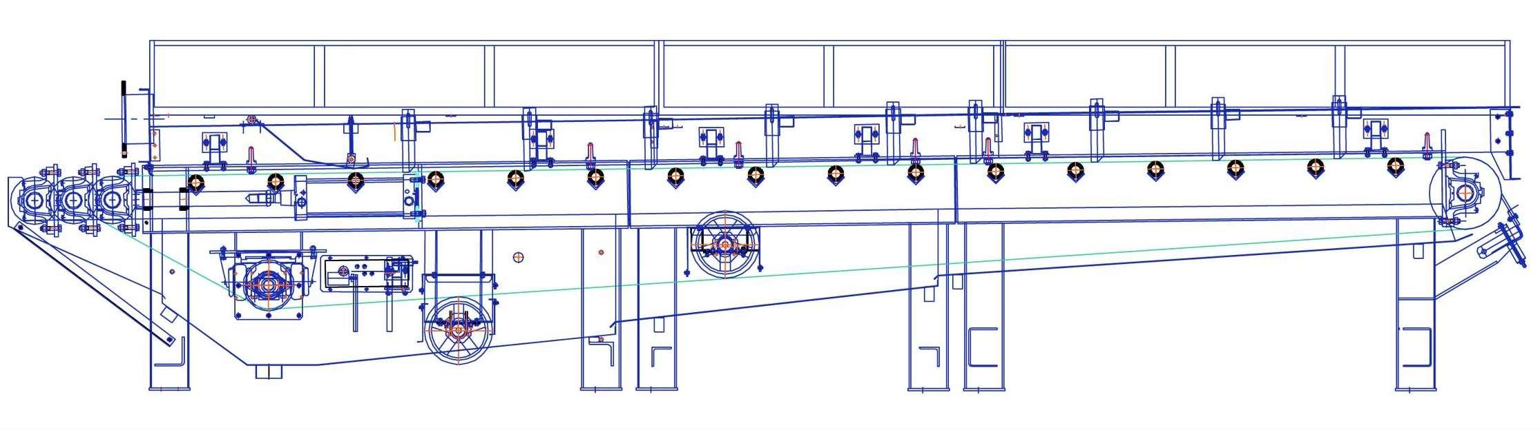 Сгуститель ленточный промышленный (СГП) ДАКТ-Инжиниринг