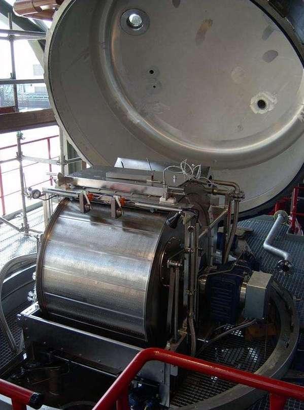 BOKELA барабанный фильтр
