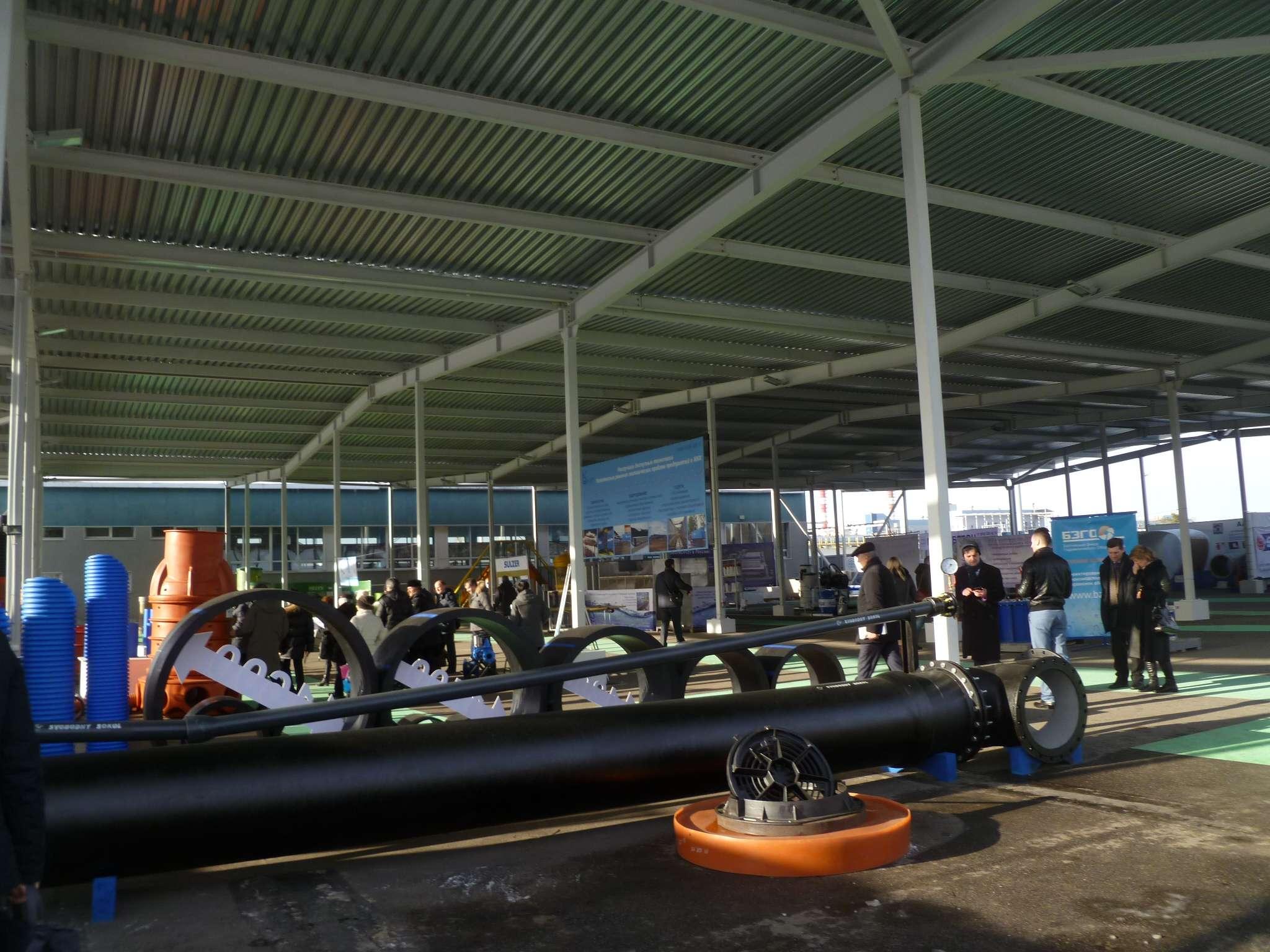 ДАКТ-Инжиниринг - участник экспозиции Водного кластера